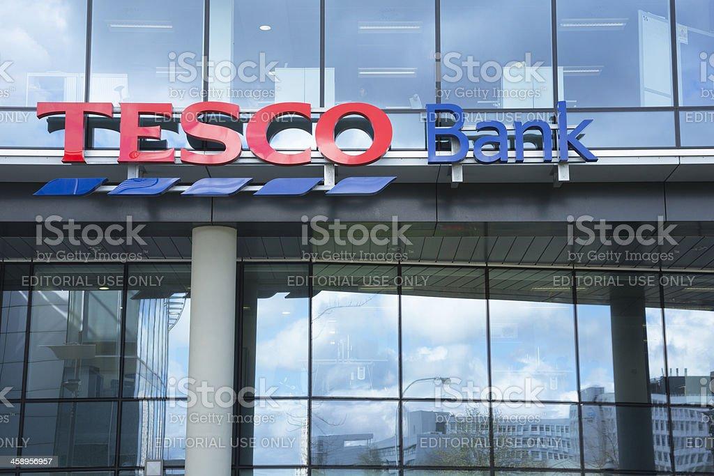 Tesco Bank Offices, Glasgow stock photo