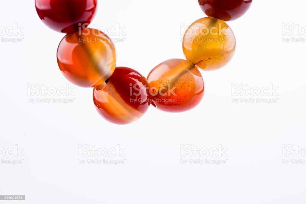 Tespih Beads stock photo