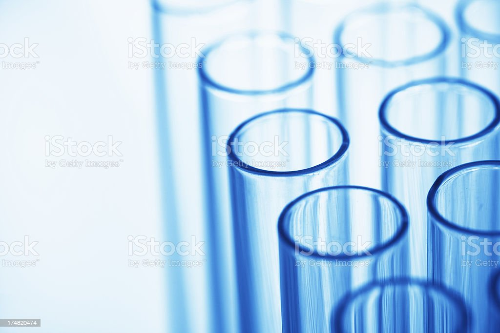 Test Tube royalty-free stock photo