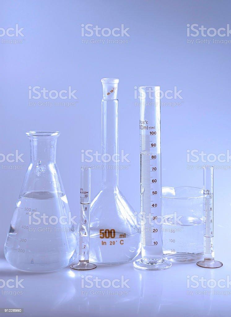 Test Tubes stock photo