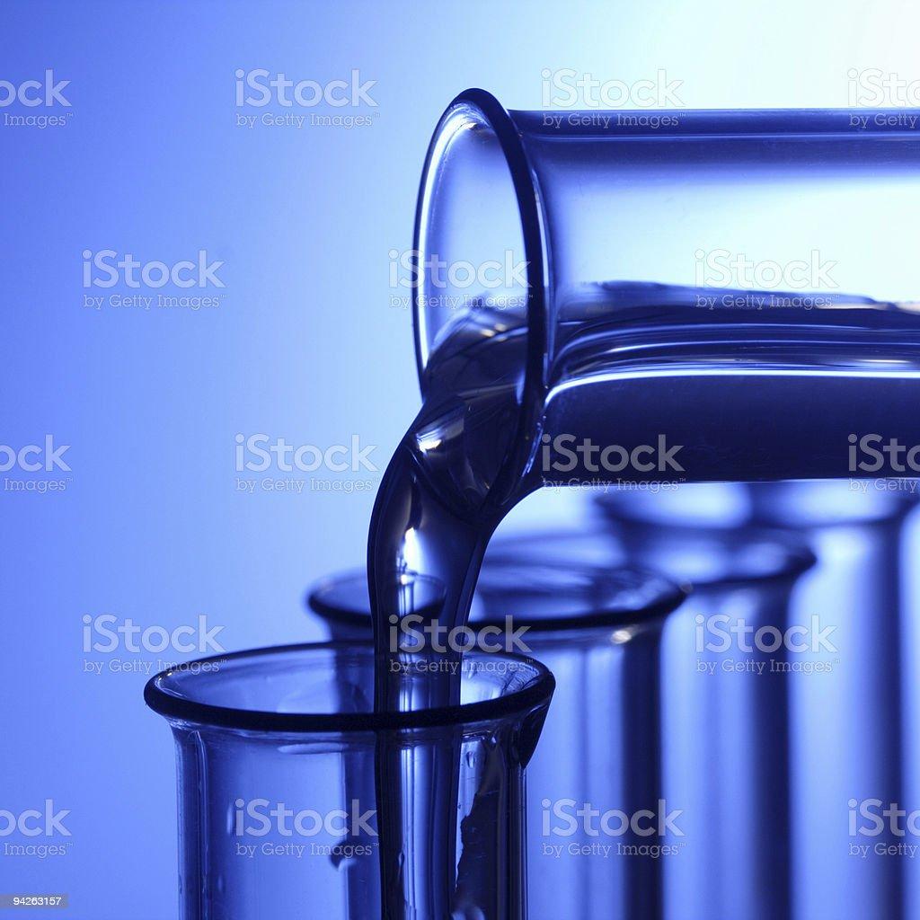 test tubes royalty-free stock photo