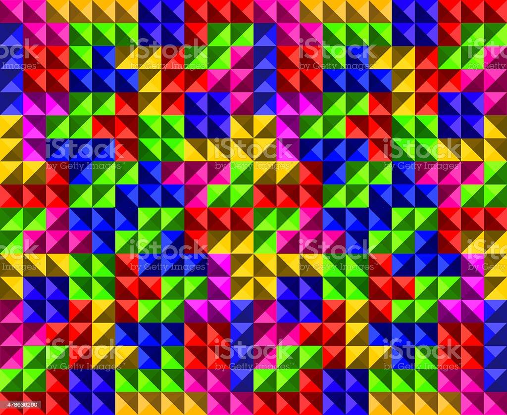 Tetris background stock photo