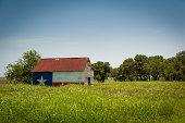 Texas Proud Barn