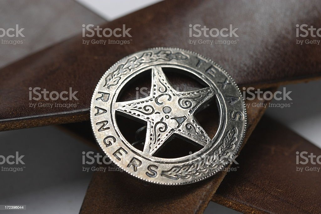 Texas Rangers Star stock photo