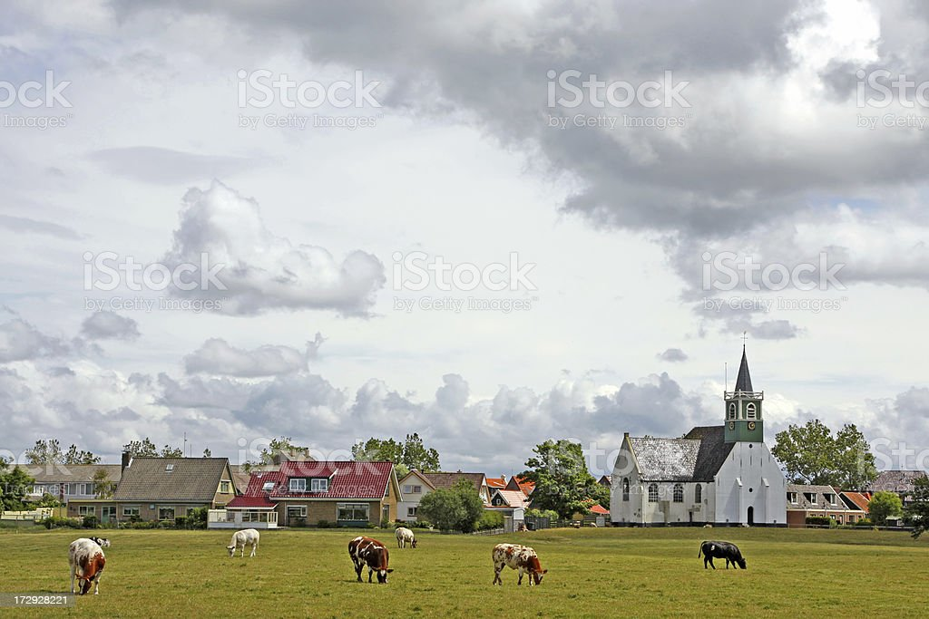 Texel, the Netherlands XL stock photo