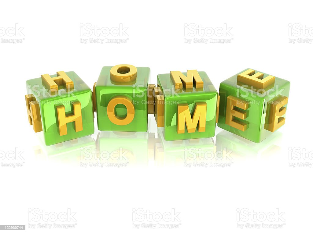 text home royalty-free stock photo