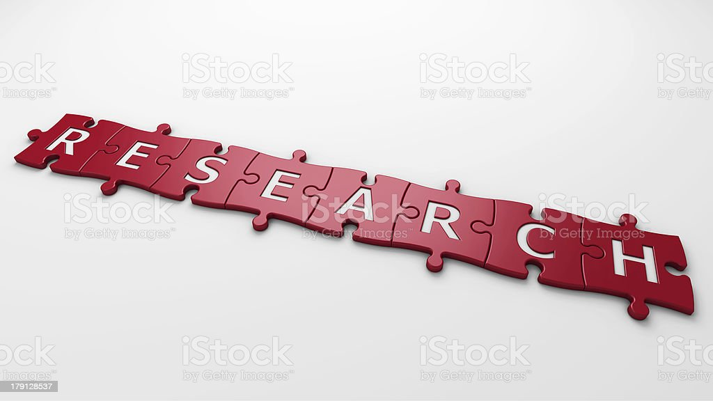 text research royalty-free stock photo