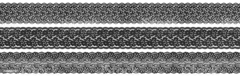 textile black borders royalty-free stock photo