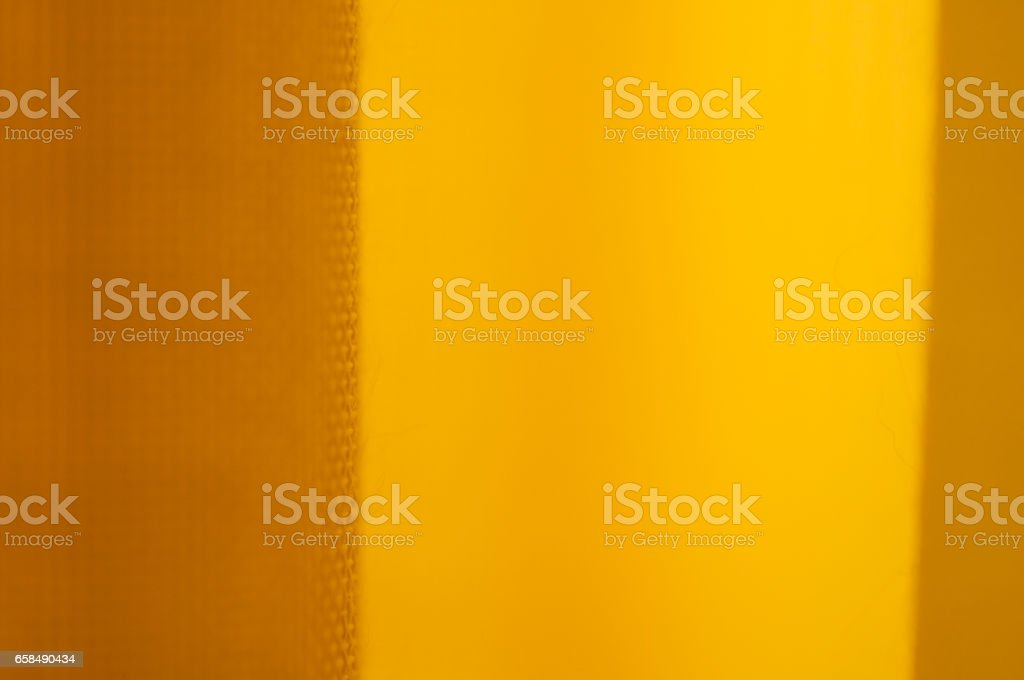 textile curtain in folds, macro image stock photo