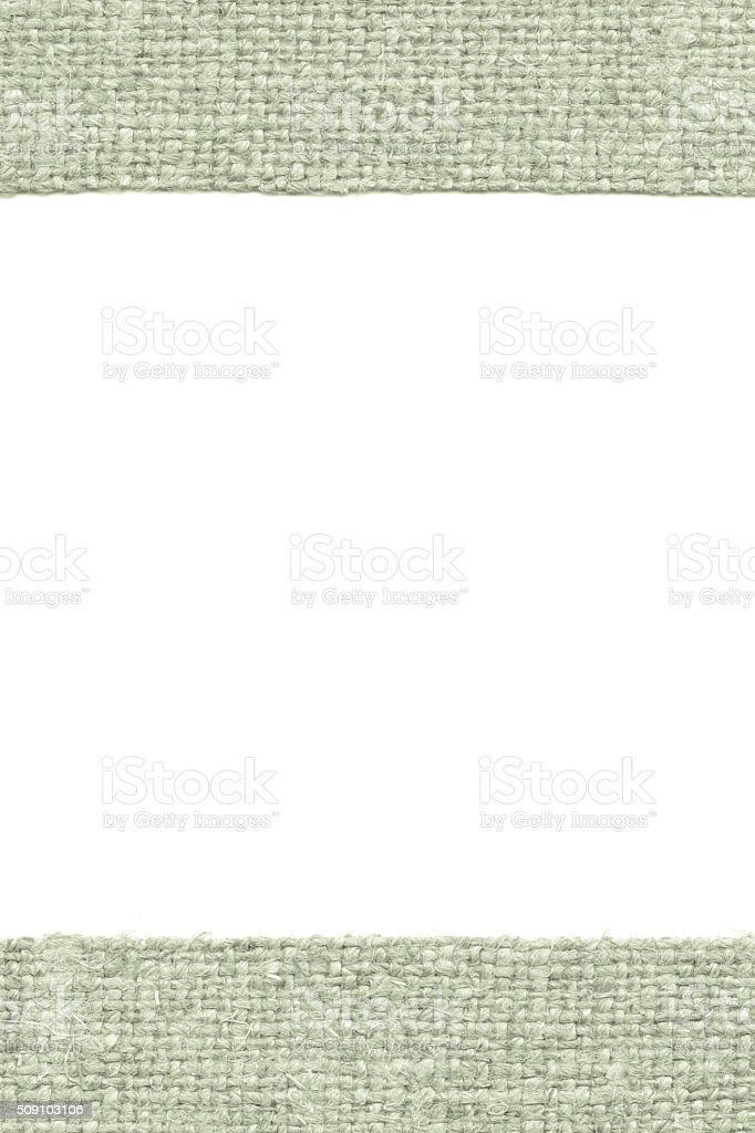 Textile tablecloth, fabric industry, malachite canvas, tan material, detail background stock photo