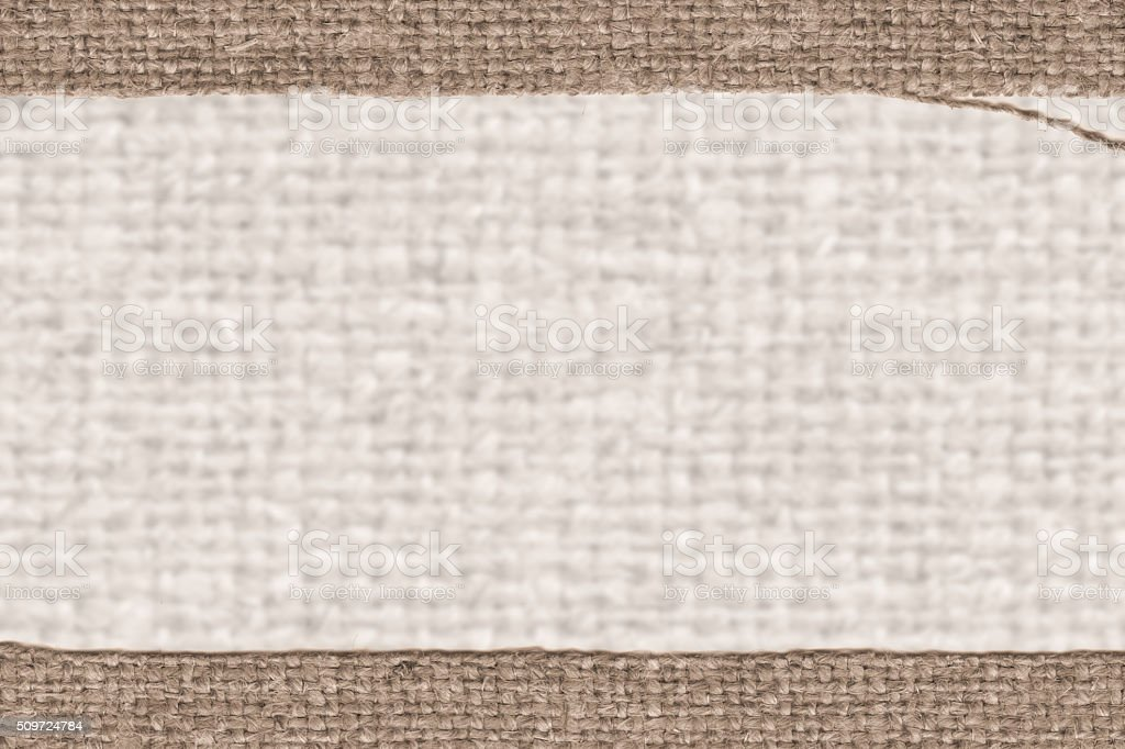 Textile tarpaulin, fabric industry, camel canvas material, braided background stock photo