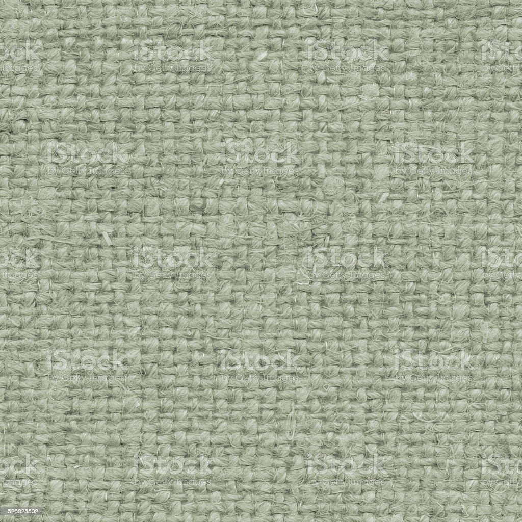 Textile weft, fabric style, viridian canvas, jutesack material, old background stock photo