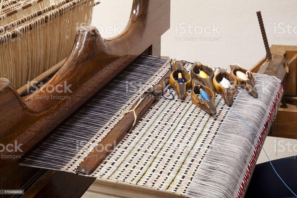 textiles royalty-free stock photo