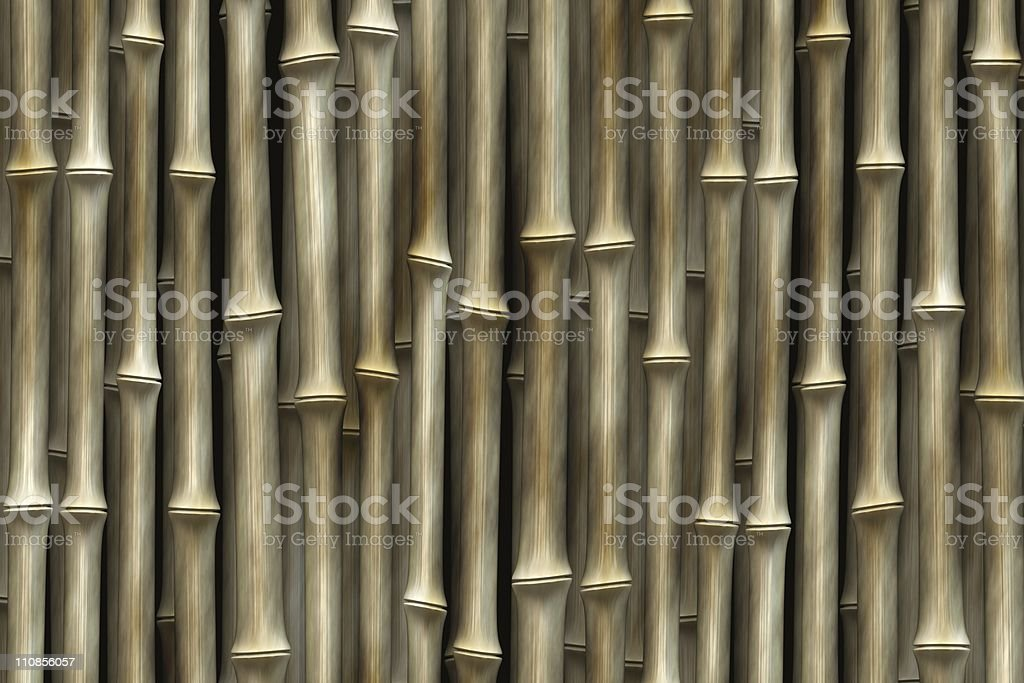 Textur - Bamboo royalty-free stock photo