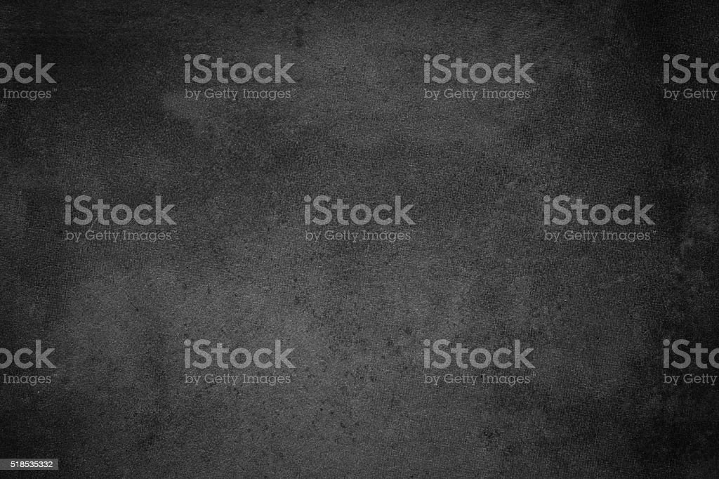 Texture and Seamless background of black granite stone stock photo