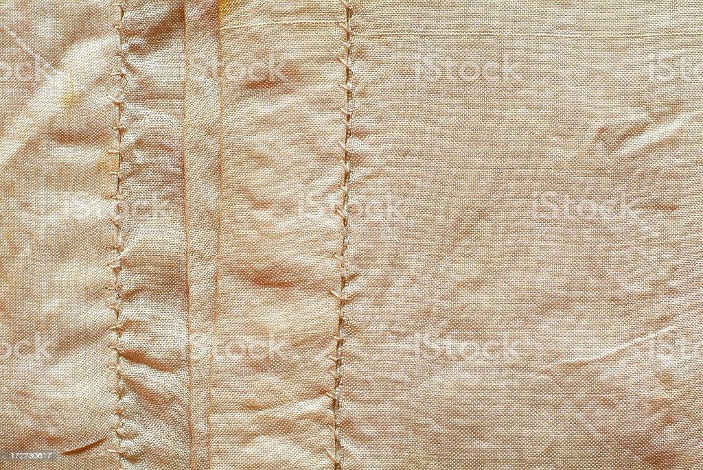 texture – antique linen royalty-free stock photo