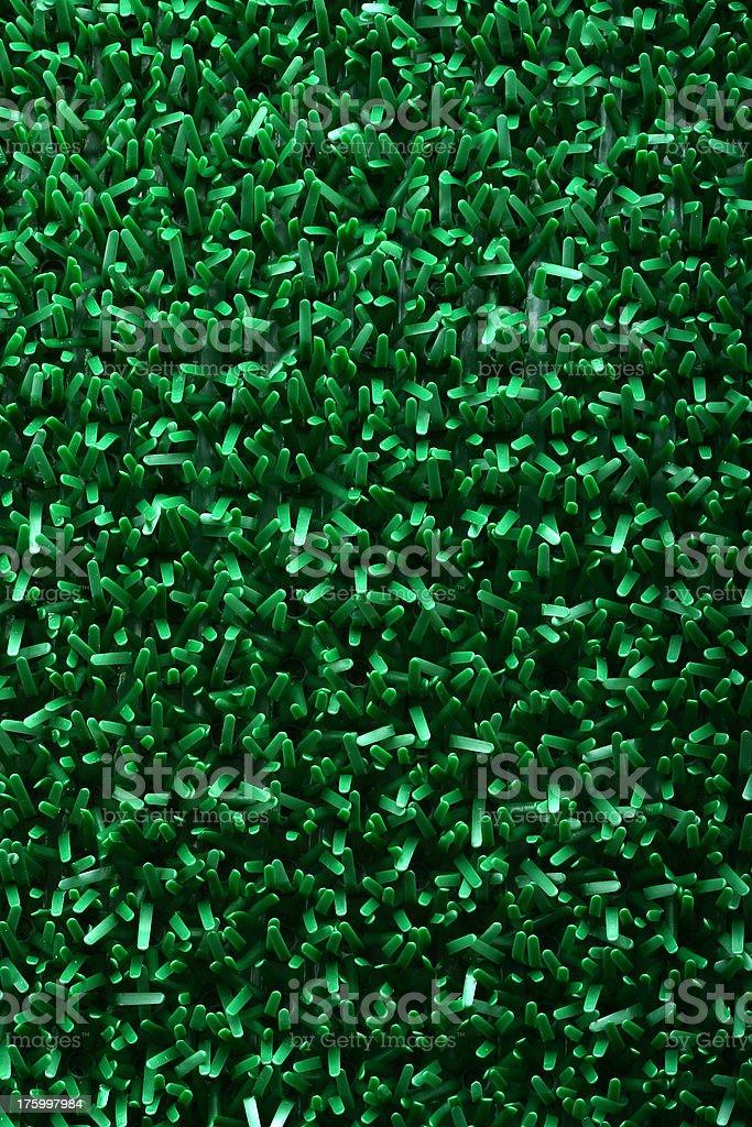 Texture: Astro Turf stock photo