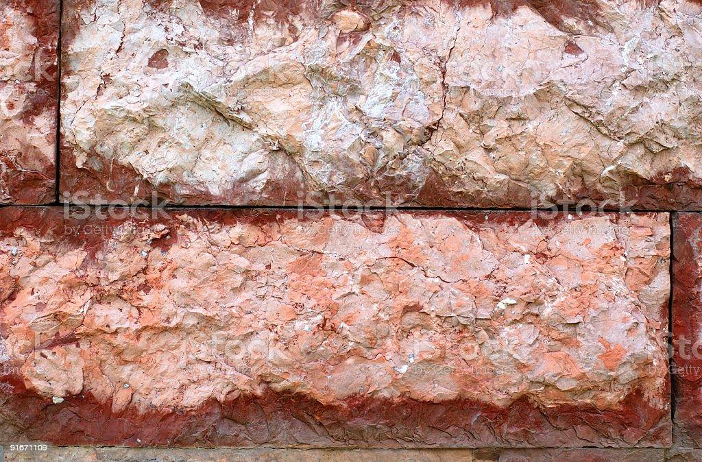 Texture Background - Motley Stone Slabs royalty-free stock photo