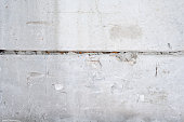 Texture background of a white wall with small cracks