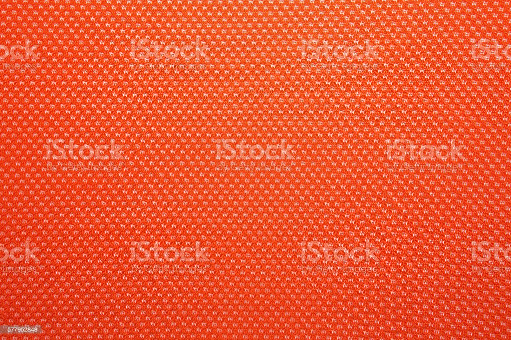 Texture background of polyester fabric stock photo