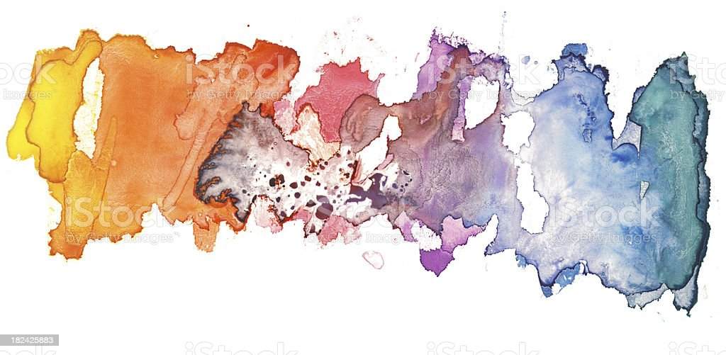 Texture background watercolor painting royalty-free stock photo