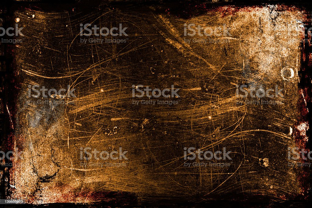 Texture background with grunge frame stock photo