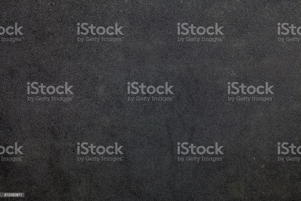 Texture black foam stock photo