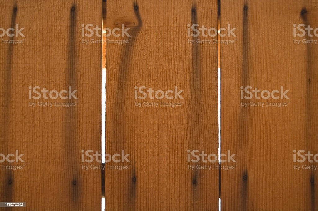 Texture, boards with nails royalty-free stock photo
