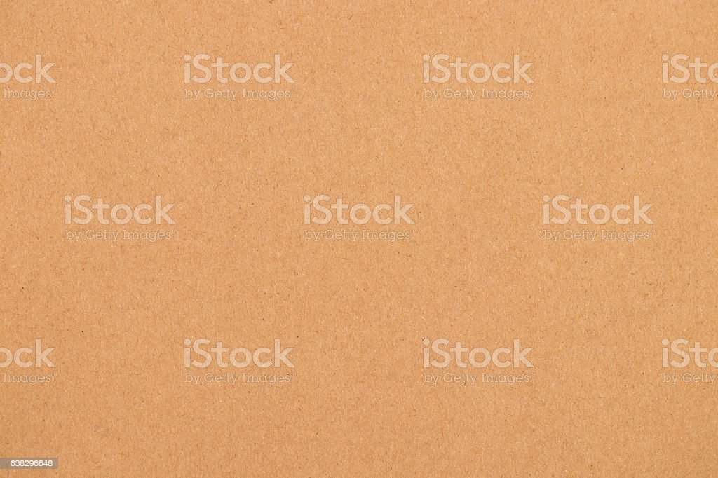 Texture brown paper box background stock photo