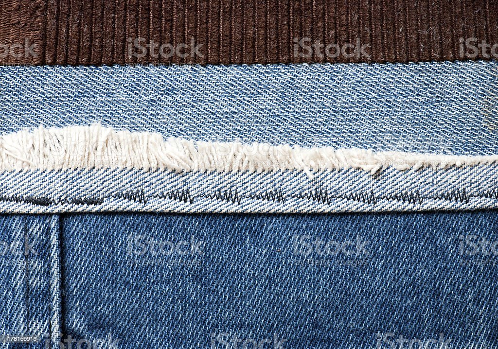 Texture canvas fabric as background royalty-free stock photo