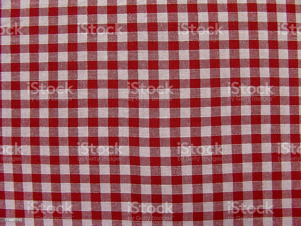texture- checked fabric royalty-free stock photo