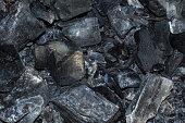texture coal fire