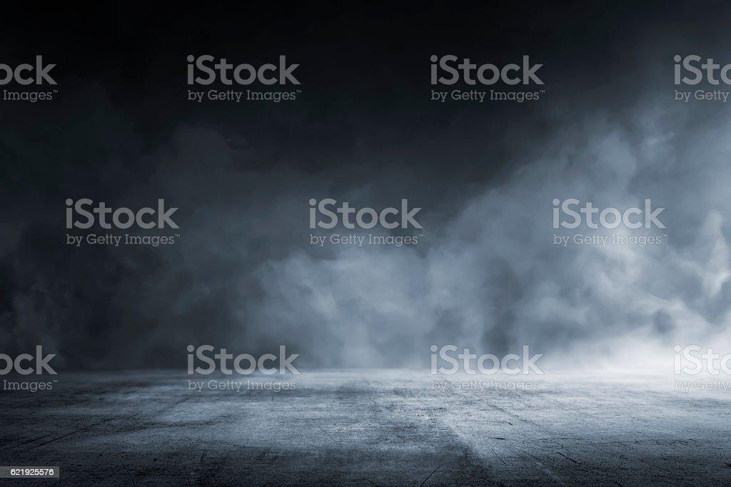 Texture dark concrete floor royalty-free stock photo
