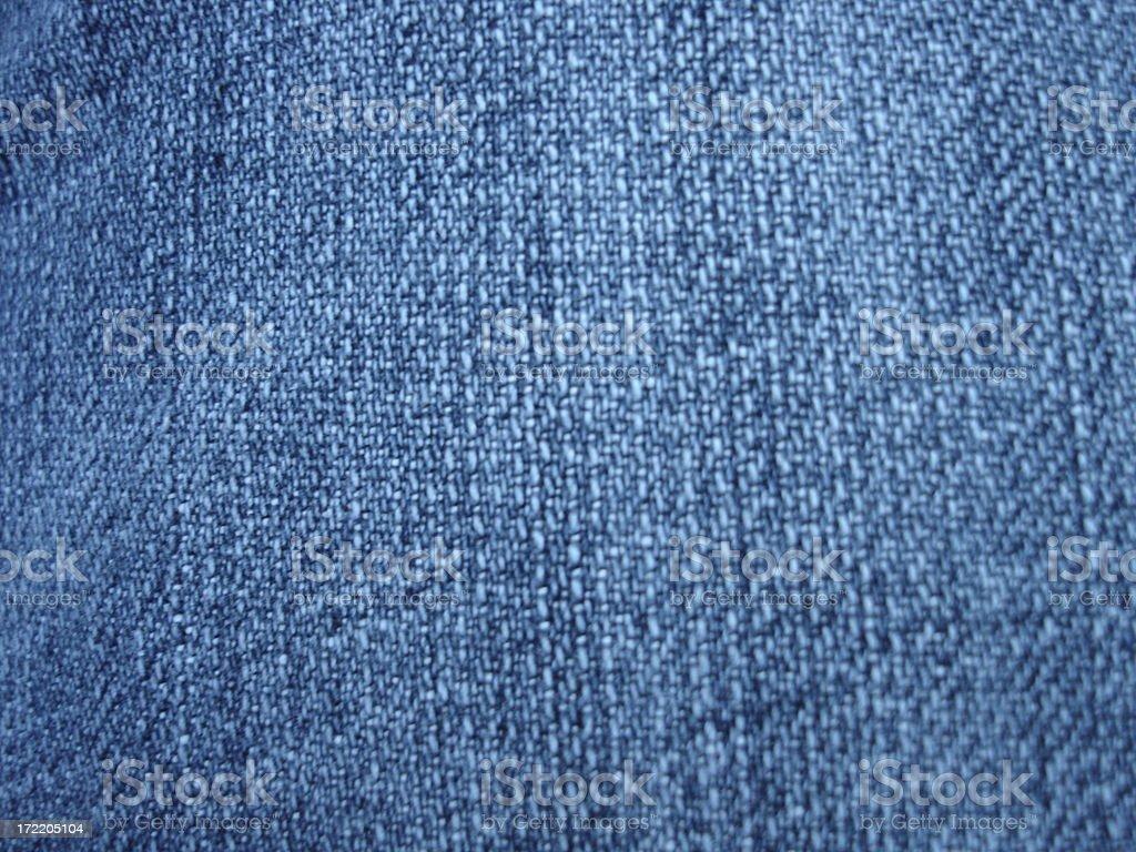 Texture: Denim royalty-free stock photo