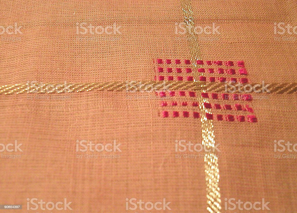 Texture: Fabric royalty-free stock photo