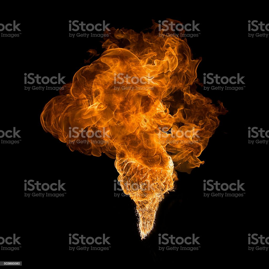 texture fire explosion stock photo