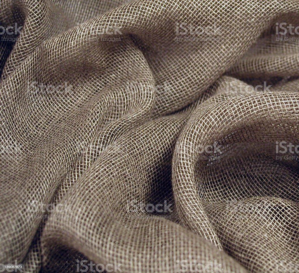 Texture: Gauze royalty-free stock photo
