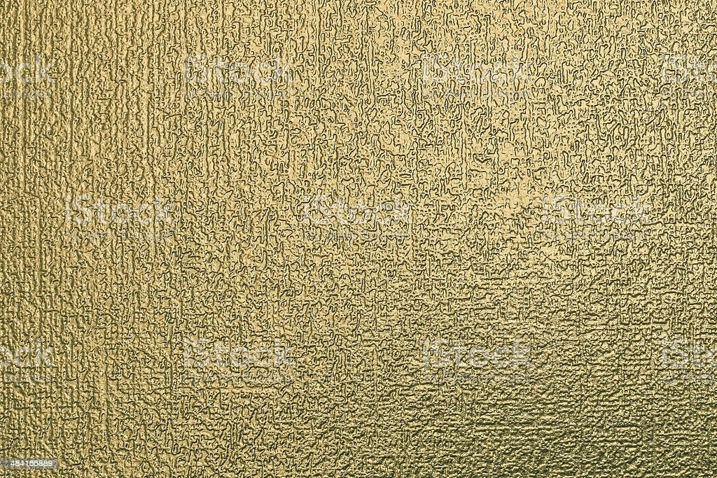 texture glossy surface of golden color stock photo