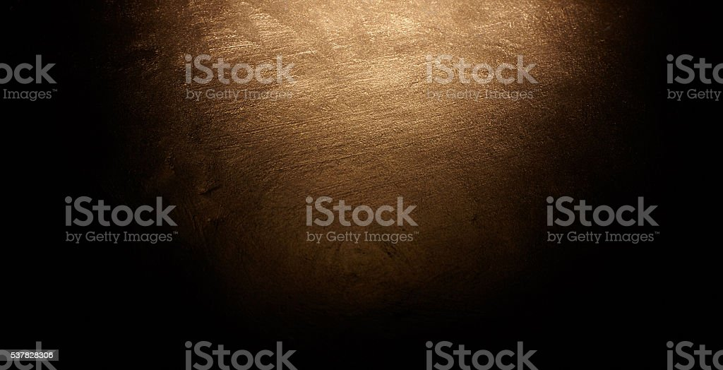 texture golden plate stock photo