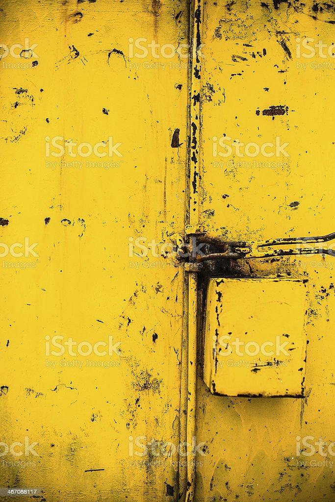 texture grunge door royalty-free stock photo