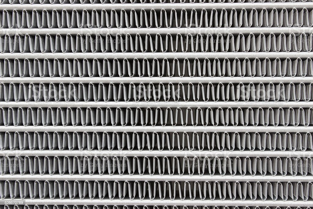 texture honeycomb radiator cooling stock photo