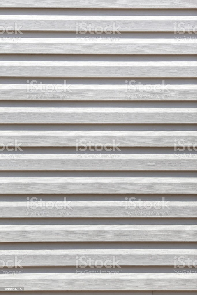 Texture: House Siding stock photo