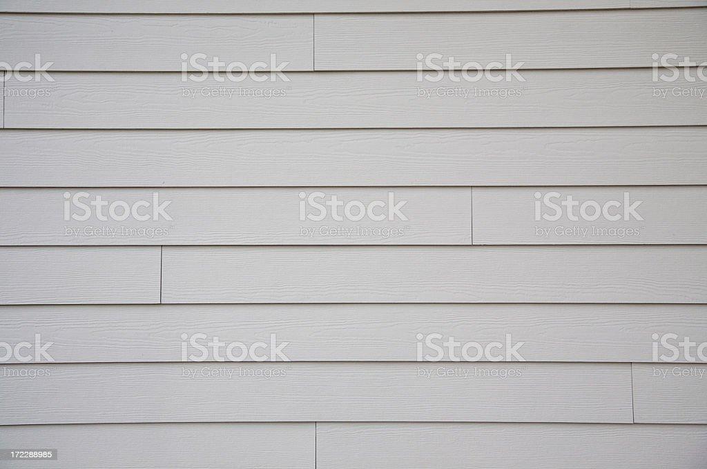 Texture: House Siding royalty-free stock photo