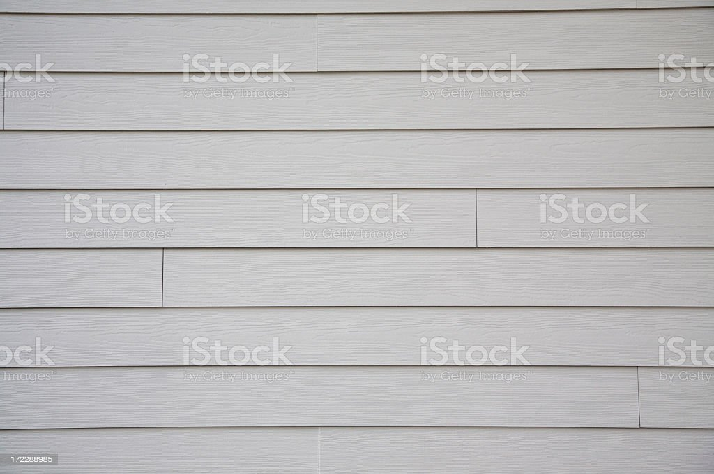 Texture: House Siding stock photo