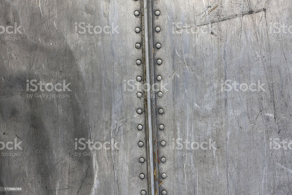 Texture: Industrial royalty-free stock photo