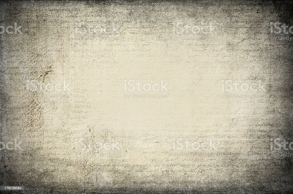 Texture letter background stock photo