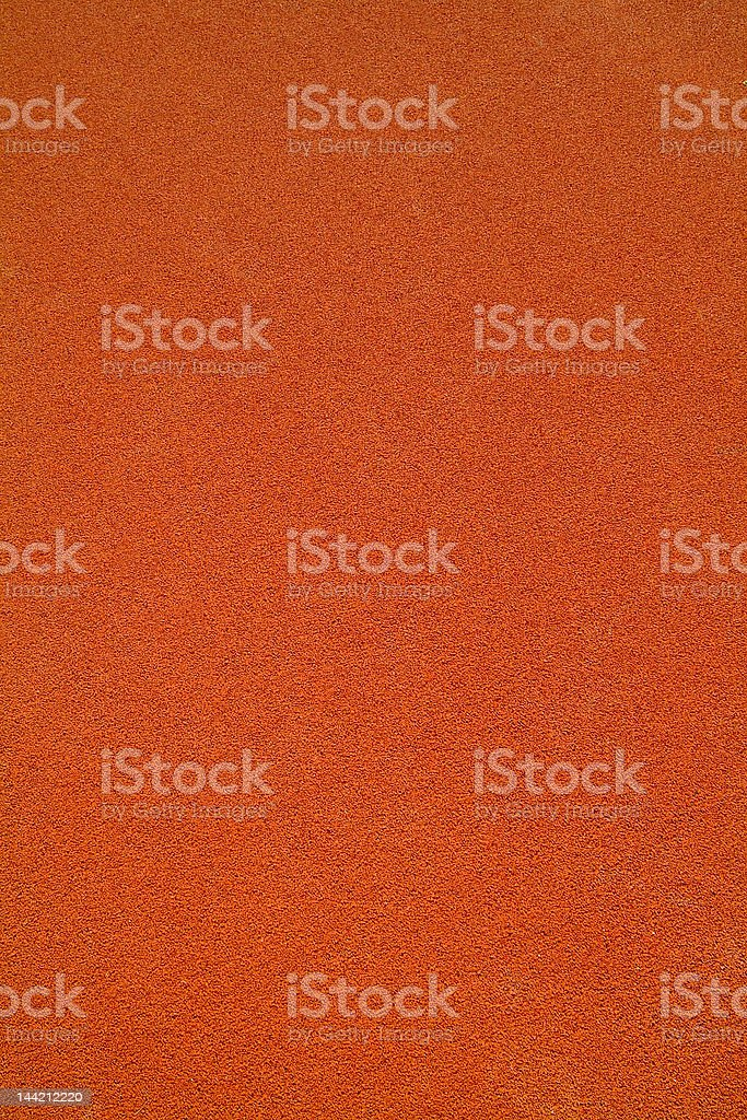 texture of a red basketball court royalty-free stock photo
