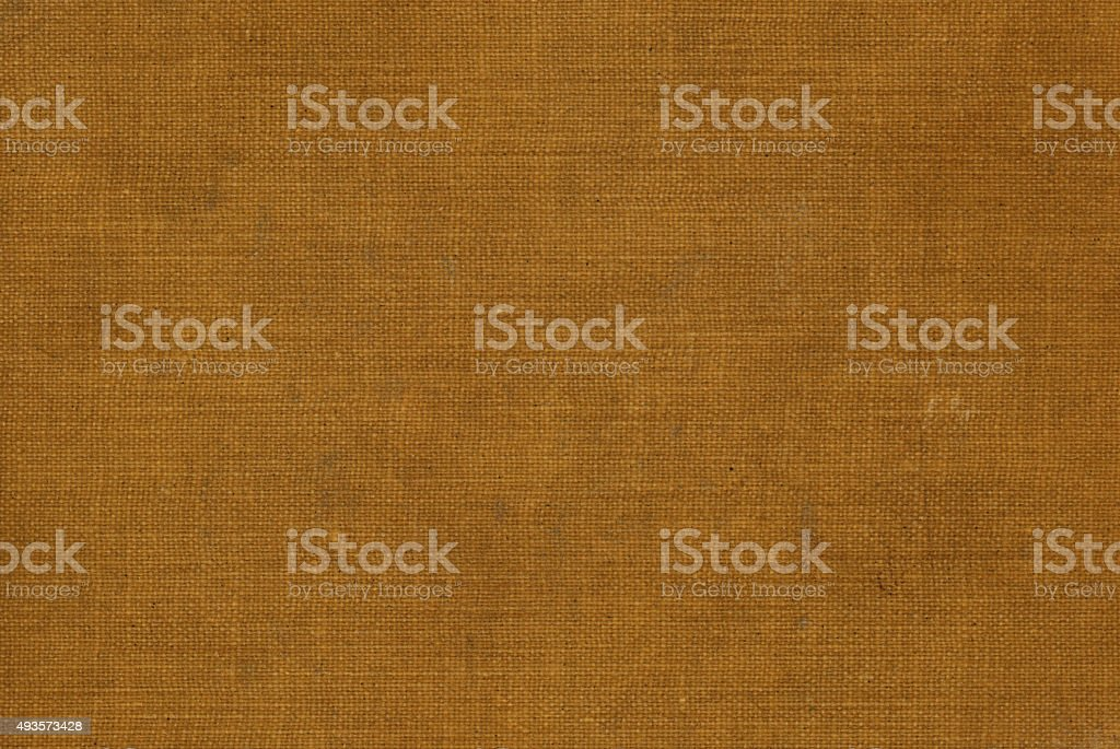 Detailed closeup photo of an aged and distressed canvas background....