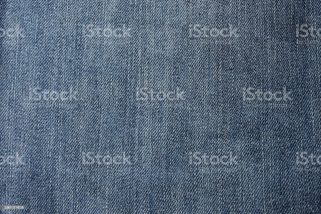 Texture of blue jeans royalty-free stock photo