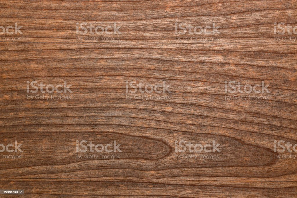 Texture of brown wood stripe background. stock photo